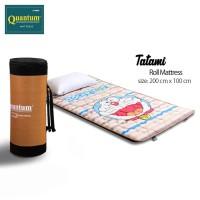 Quantum Tatami Doraemon 100 x 200 Kasur Gulung Busa