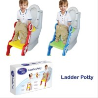 Diskonmurah Baby Safe Ladder Step Potty . Toilet Training Anak .