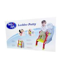 Habiskan Stok Baby Safe Step Ladder Potty . Toilet Seat . Tangga