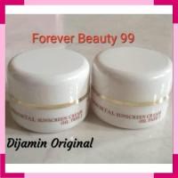 Immortal Sunscreen Cream Oil Free 2 Sunblock SPF 30 kulit berminyak