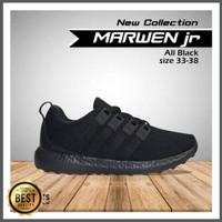 Sepatu tomkins remaja marwen black Pilihan