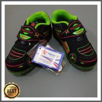 Sepatu LED Anak Anak Motif Mobil Pilihan