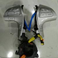 paket remot setir mobil tombol remot setir dan spiral mobil toyota inn