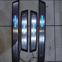sill plate innova reborn lampu led door pintu sillplate samping sill p