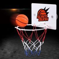 Terbaru Bola Basket Dekompresi Gadget Mainan Dalam Ruangan Desktop