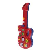 Kids Musical Instrument Guitar Toy Children Electric Guitar Toys Fun