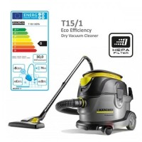 Karcher T 15-1 HEPA Filter Dry Vacuum Cleaner Low Noice EU
