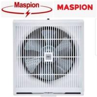"""EXHAUST FAN MASPION MV200NEX, KIPAS SIRKULASI DINDING 8"""", PENGHISAP"""