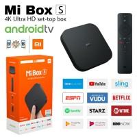 XIAOMI MI BOX S GLOBAL - MIBOX Android TV 4K Ultra HD - MDZ-22-AB