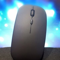 Mouse Wireless Flat Silent + Recharge 2.4Ghz / Mouse Wireless Silent