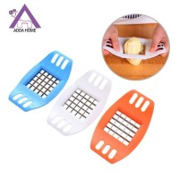 Alat Pemotong Kentang Pisau Potato Cutter Slicer - Warna Random