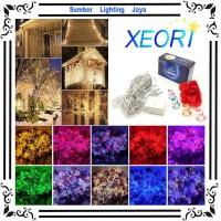 Lampu tumblr rainbow RGB 10m / lampu natal rainbow / tumblr light RGB