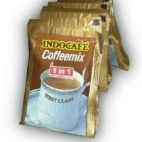 Indocafe Coffimix 3in1 isi 10x20g First Class