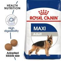 ROYAL CANIN MAXI ADULT 4KG / MAKANAN ANJING ROYAL CANIN