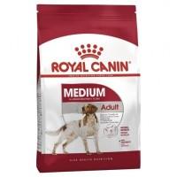 ROYAL CANIN MEDIUM ADULT 4KG / MAKANAN ANJING BERAT 11-25KG