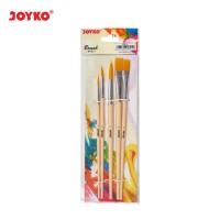 Brush Kuas Cat Air Cat Minyak Lukis Acrylic Joyko BR-8