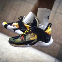Sepatu Nike Air Jordan Why Not Zero 2 Scorpio Premium Original