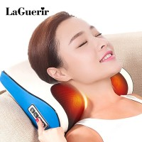 LaGuerir Bantal Pijat Leher Elektrik Multifungsi Body Massage