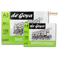 De Goya Sketch Book A5