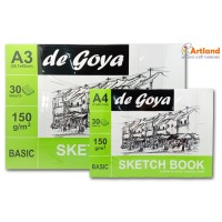 De Goya Sketch Book A4