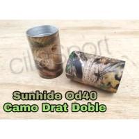 Sunhide OD 40 Camo Double Drat