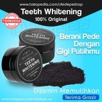 Pemutih Gigi/ Teeth Whitening Charcoal Activated