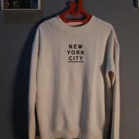 Sweater graphic tee origina 100% size M