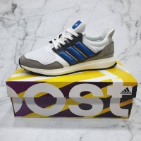 Adidas Ultra Boost SL White Blue Sneakers For Man Premium Original