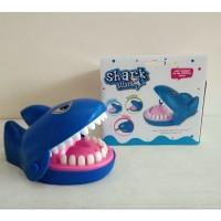 Mainan Shark Attack Game Dentist Hiu Gigit