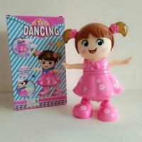 Mainan Dancing Doll Anak Perempuan Boneka Bergoyang