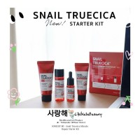 SOME BY Mi - Snail Truecica Miracle Repair starter Mini 4 items