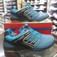 Sepatu Badminton Hart HS 305 Turquise/Black