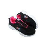 Sepatu Anak Perempuan Shimmer And Shine Balmoral Kids SNS-YZ22 - Hitam, 31