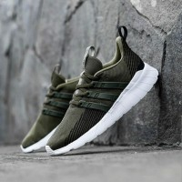 Adidas Questar Flow Olive Green
