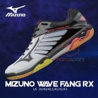 Sepatu Badminton Mizuno WAVE FANG RX
