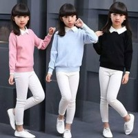 Discount Promo - Collar Kids- Baju Anak - Fashion Anak - Sweater Anak