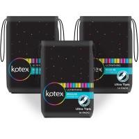 Kotex Ultrathins Non Wings 14s 3 Pack