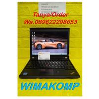 Laptop Sekolah LENOVO THINKPAD X230 Core i5-3320 Second Murah