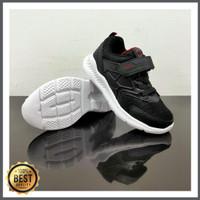 Sepatu Anak - DAN'S LUDOVIC (Hitam/Merah) Pilihan