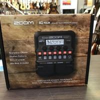 Efek Gitar - Biola - Saxophone Zoom A1 Four Multi Efek Processors t