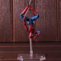 Action Figure Spiderman No 047 Bahan PVC untuk Koleksi