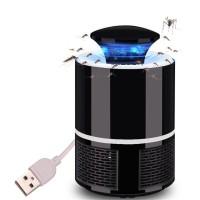[Bayar Di Tempat]Lampu Pembunuh Nyamuk Elektronik USB Power
