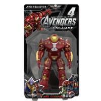 Stok Terbatas Avengers 4 Doll Dance Iron Man Spiderman Captain