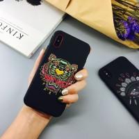iPhone X 5 5s 6 6s Plus 7 7Plus 8 8plus Sarung Pelindung Silikon TPU S