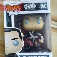 Funko Star Wars - Rogue One - Chirrut Imwe No 140 - Action Figure a
