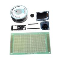 Sos LILYGO TTGO ESP32 Camera OV7670 1.8 TFT Kit Modul Layar
