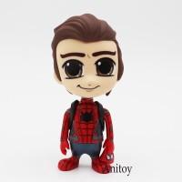 Action Figure Marvel Spiderman Bahan PVC untuk Koleksi