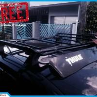 Roof Rack Mobil free stiker thule
