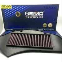 Variasi Air Filter Udara NEMO Motor Yamaha N-MAX Termurah.