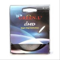 Filter Gradual ND8 52mm Green L